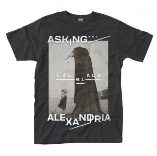 ASKING ALEXANDRIA The Black Original Art, Tシャツ