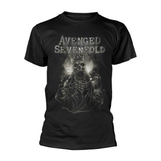AVENGED SEVENFOLD King Db, Tシャツ<img class='new_mark_img2' src='https://img.shop-pro.jp/img/new/icons5.gif' style='border:none;display:inline;margin:0px;padding:0px;width:auto;' />