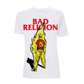 BAD RELIGION Boy On Fire, Tシャツ<img class='new_mark_img2' src='https://img.shop-pro.jp/img/new/icons5.gif' style='border:none;display:inline;margin:0px;padding:0px;width:auto;' />