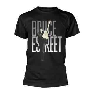 BRUCE SPRINGSTEEN E Street, Tシャツ