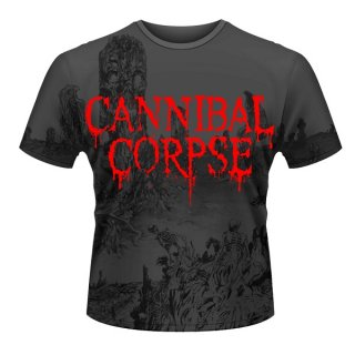 CANNIBAL CORPSE A Skeletal Domain (all-over Print), Tシャツ<img class='new_mark_img2' src='https://img.shop-pro.jp/img/new/icons5.gif' style='border:none;display:inline;margin:0px;padding:0px;width:auto;' />