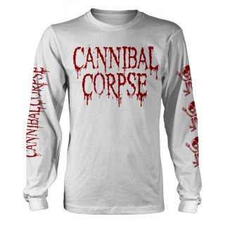 CANNIBAL CORPSE Butchered At Birth, ロングTシャツ<img class='new_mark_img2' src='https://img.shop-pro.jp/img/new/icons5.gif' style='border:none;display:inline;margin:0px;padding:0px;width:auto;' />