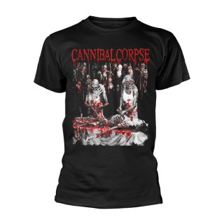 CANNIBAL CORPSE Butchered At Birth (explicit), Tシャツ