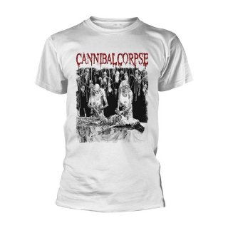CANNIBAL CORPSE Butchered At Birth (white), Tシャツ<img class='new_mark_img2' src='https://img.shop-pro.jp/img/new/icons5.gif' style='border:none;display:inline;margin:0px;padding:0px;width:auto;' />