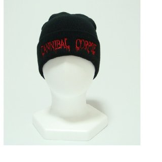 CANNIBAL CORPSE Red Logo, ニットキャップ<img class='new_mark_img2' src='https://img.shop-pro.jp/img/new/icons5.gif' style='border:none;display:inline;margin:0px;padding:0px;width:auto;' />