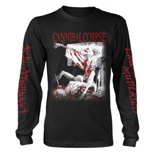 CANNIBAL CORPSE Tomb Of The Mutilated (explicit), ロングTシャツ