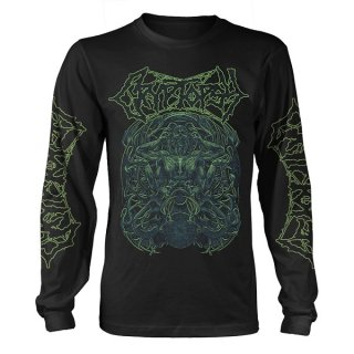 CRYPTOPSY Morticole, ロングTシャツ<img class='new_mark_img2' src='https://img.shop-pro.jp/img/new/icons5.gif' style='border:none;display:inline;margin:0px;padding:0px;width:auto;' />