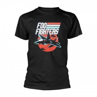 FOO FIGHTERS Jets Black, Tシャツ<img class='new_mark_img2' src='https://img.shop-pro.jp/img/new/icons5.gif' style='border:none;display:inline;margin:0px;padding:0px;width:auto;' />