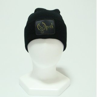 OPETH Gold Logo, ニットキャップ<img class='new_mark_img2' src='https://img.shop-pro.jp/img/new/icons5.gif' style='border:none;display:inline;margin:0px;padding:0px;width:auto;' />