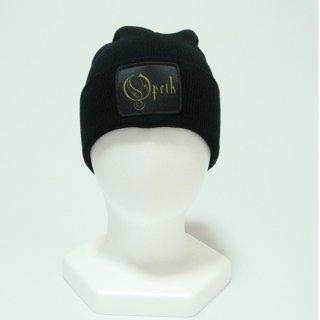 OPETH Gold Logo, ニットキャップ