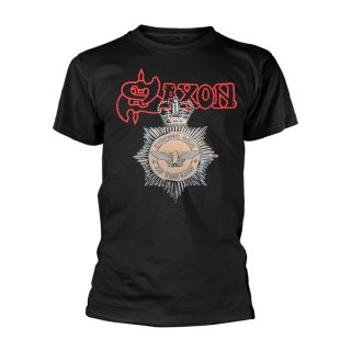 SAXON Strong Arm Of The Law, Tシャツ
