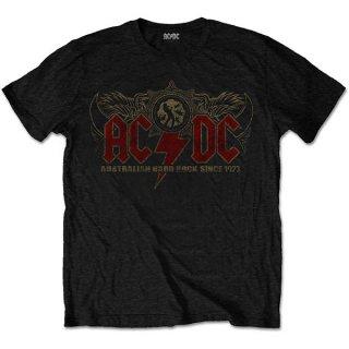 AC/DC Oz Rock Blk, Tシャツ
