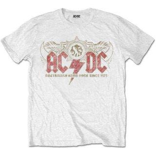 AC/DC Oz Rock Wht, Tシャツ
