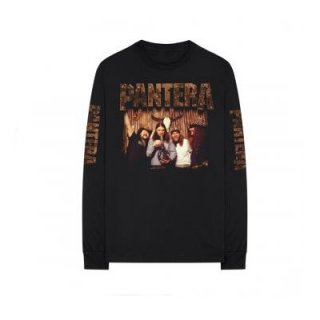 PANTERA Group Photo Ls, ロングTシャツ