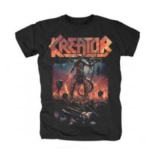 KREATOR Warrior, Tシャツ