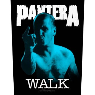 PANTERA Walk, バックパッチ