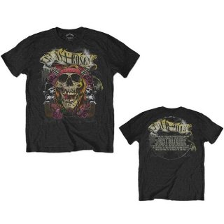 GUNS N' ROSES Trashy Skull, Tシャツ