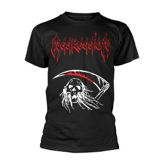 AGGRESSION By The Reaping Hook, Tシャツ