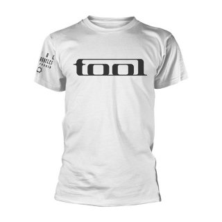 TOOL Wrench (White), Tシャツ
