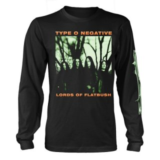TYPE O NEGATIVE October Rust, ロングTシャツ