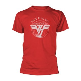 VAN HALEN 1979 Tour, Tシャツ<img class='new_mark_img2' src='https://img.shop-pro.jp/img/new/icons5.gif' style='border:none;display:inline;margin:0px;padding:0px;width:auto;' />