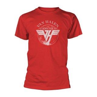 VAN HALEN 1979 Tour, Tシャツ