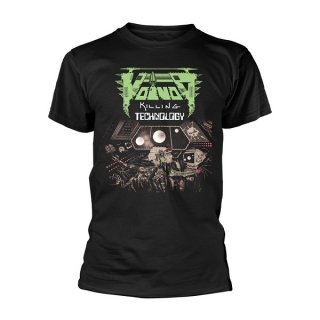 VOIVOD Killing Technology, Tシャツ<img class='new_mark_img2' src='https://img.shop-pro.jp/img/new/icons5.gif' style='border:none;display:inline;margin:0px;padding:0px;width:auto;' />