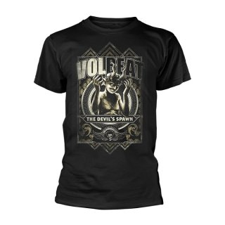 VOLBEAT Devils Spawn, Tシャツ<img class='new_mark_img2' src='https://img.shop-pro.jp/img/new/icons5.gif' style='border:none;display:inline;margin:0px;padding:0px;width:auto;' />