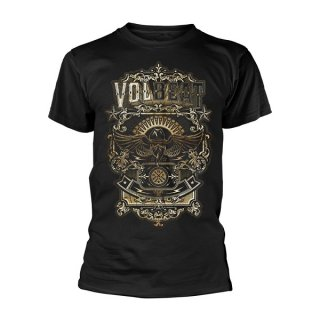 VOLBEAT Old Letters, Tシャツ