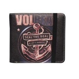 VOLBEAT Seal The Deal (wallet), 財布<img class='new_mark_img2' src='https://img.shop-pro.jp/img/new/icons5.gif' style='border:none;display:inline;margin:0px;padding:0px;width:auto;' />