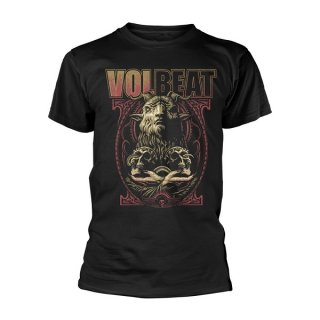 VOLBEAT Voodoo Goat, Tシャツ<img class='new_mark_img2' src='https://img.shop-pro.jp/img/new/icons5.gif' style='border:none;display:inline;margin:0px;padding:0px;width:auto;' />