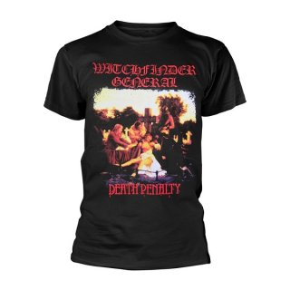 WITCHFINDER GENERAL Death Penalty, Tシャツ<img class='new_mark_img2' src='https://img.shop-pro.jp/img/new/icons5.gif' style='border:none;display:inline;margin:0px;padding:0px;width:auto;' />