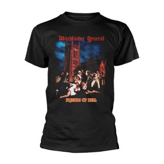 WITCHFINDER GENERAL Friends Of Hell, Tシャツ<img class='new_mark_img2' src='https://img.shop-pro.jp/img/new/icons5.gif' style='border:none;display:inline;margin:0px;padding:0px;width:auto;' />