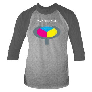 YES 90125, ラグラン七分袖シャツ