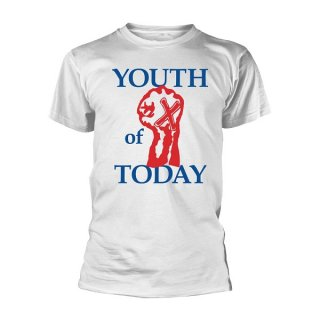 YOUTH OF TODAY Fist, Tシャツ