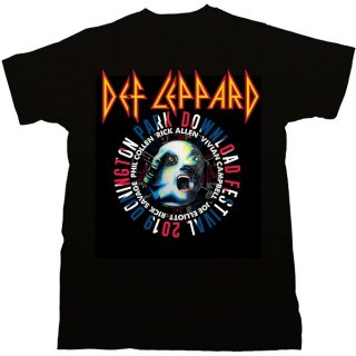 DEF LEPPARD Download Fest 2019, Tシャツ