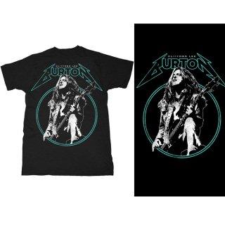 METALLICA Cliff Burton Live, Tシャツ