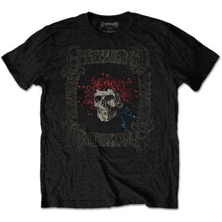 GRATEFUL DEAD Bertha With Logo Box, Tシャツ