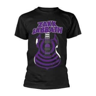ZAKK SABBATH Guitar, Tシャツ