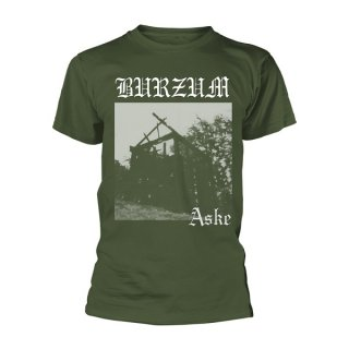 BURZUM Aske Green, Tシャツ