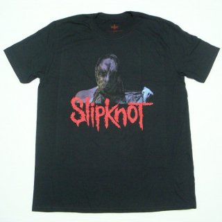 SLIPKNOT Wanyk Back Hit, Tシャツ