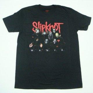 SLIPKNOT Wanyk Logo, Tシャツ