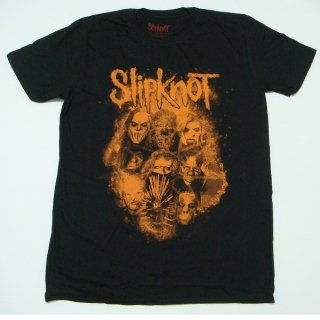SLIPKNOT Wanyk Orange, Tシャツ