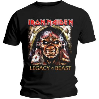 IRON MAIDEN Legacy Aces, Tシャツ