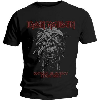 IRON MAIDEN World Slavery 1984 Tour, Tシャツ