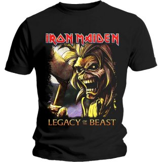 IRON MAIDEN Legacy killers, Tシャツ