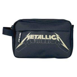 METALLICA Logo, クラッチバッグ