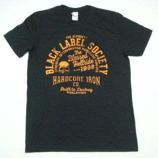 BLACK LABEL SOCIETY Hardcore Hellride, Tシャツ