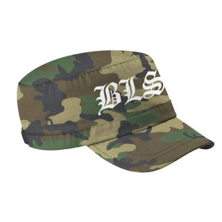 BLACK LABEL SOCIETY Logo (camo), キャップ<img class='new_mark_img2' src='https://img.shop-pro.jp/img/new/icons5.gif' style='border:none;display:inline;margin:0px;padding:0px;width:auto;' />