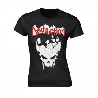DESTRUCTION Est 84, レディースTシャツ